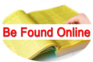 be-found-online
