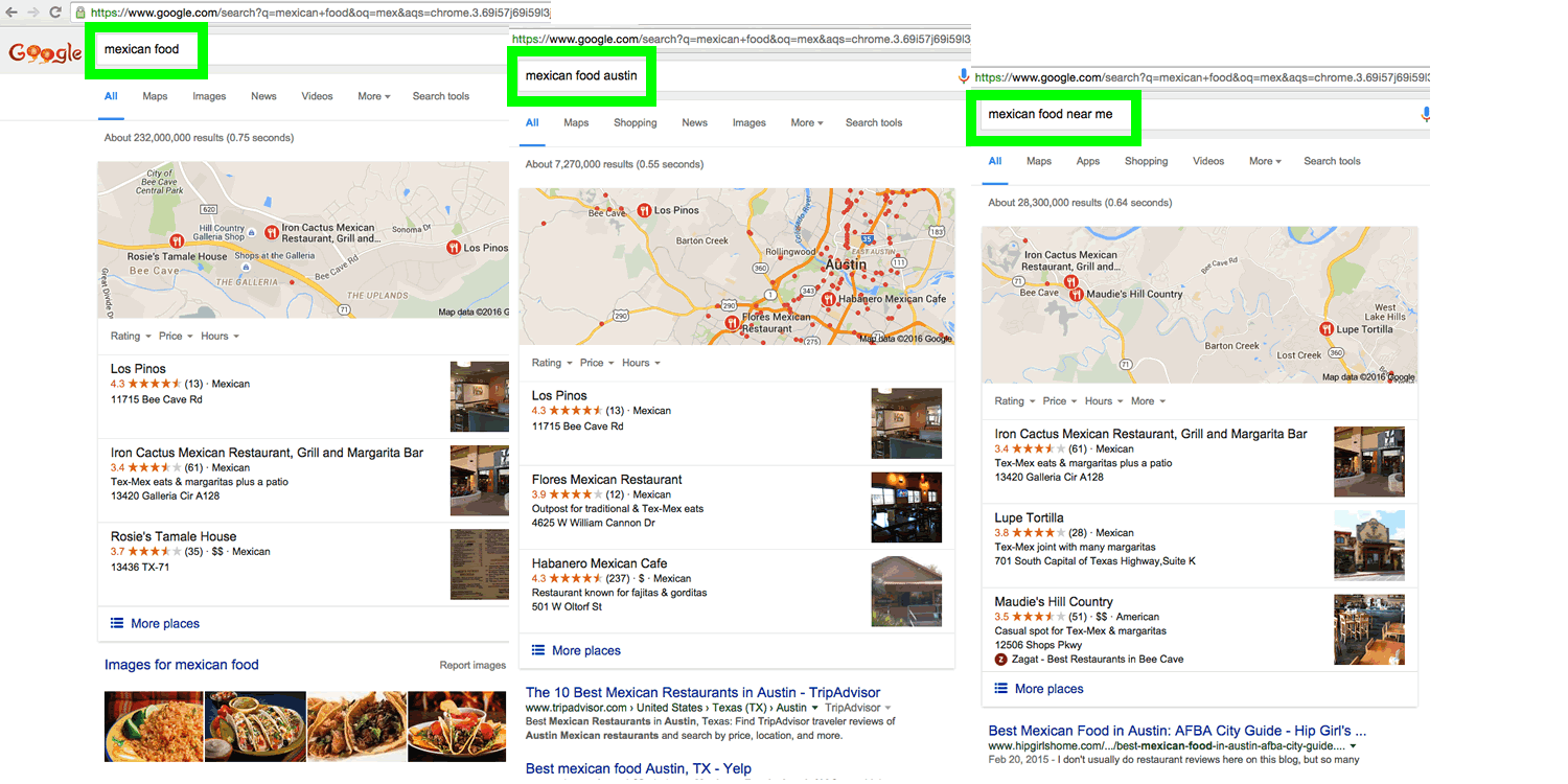 how to start a seo for local businesses